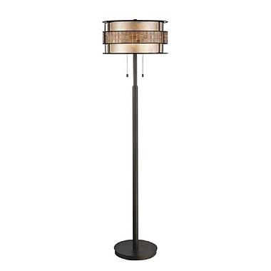 Quoizel MC842FRC CFL Floor Lamp, Renaissance Copper
