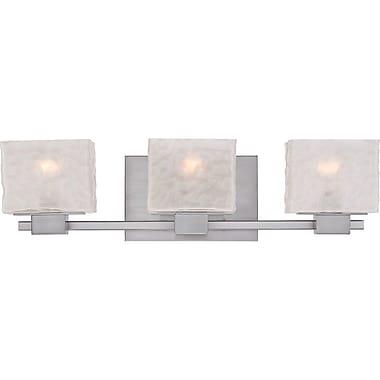 Quoizel MLD86023BN CFL Vanity light, Brushed Nickel