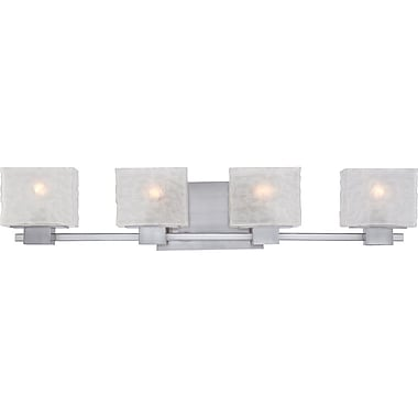 Quoizel MLD86024BN CFL Vanity light, Brushed Nickel