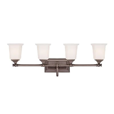 Quoizel NL8604HO Incandescent Vanity light, Harbor Bronze