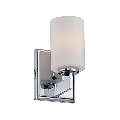 Quoizel TY8601C CFL Vanity Light Lamp, Polished Chrome