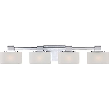 Quoizel UPTA8604C Halogen Vanity Light Lamp, Polished Chrome