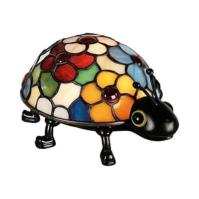 Quoizel TF6031VB Incandescent Table Lamp, Vintage Bronze