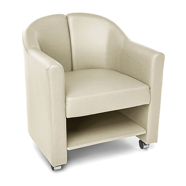 OFM Contour Mobile Club Chair, Linen (845123052099)