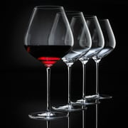 Wine Enthusiast Companies Fusion Air Red Wine Glass (Set of 4)