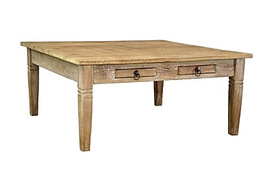 Casual Elements Sedona Square Coffee Table