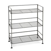 Seville Classics  3-Tier Iron Slat Tower Shelving