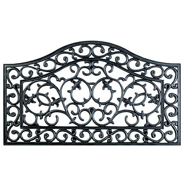 Imports Decor Molded Courtney Gate Doormat; 18'' x 30''