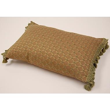 Dakotah Pillow Tassel Fringe Lumbar Pillow (Set of 2)