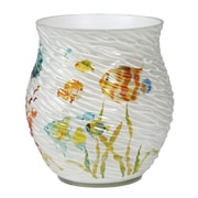 Creative Bath Rainbow Fish Waste Basket