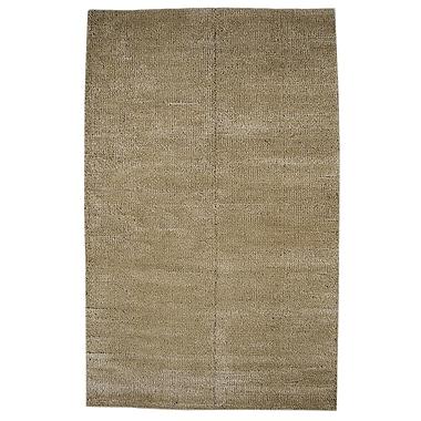 Hokku Designs Beige / Brown Area Rug; 5' x 8'