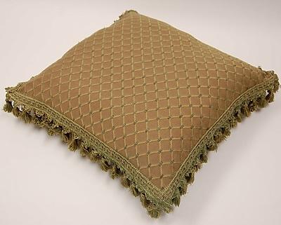 Dakotah Pillow Tassel Fringe Throw Pillow (Set of 2)