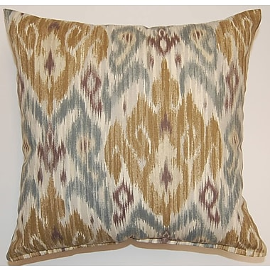 Dakotah Pillow Kiko KE Cotton Throw Pillow (Set of 2)