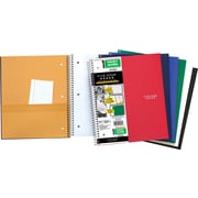 "Five Star Heavyweight Quad Notebook, 8-1/2"" x 11"", 200 Pages"