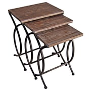 Cheungs 3 Piece Nesting Table Set