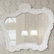 InFurniture 42.7'' H x 47.2'' W Mirror