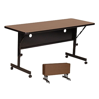 Correll Laminate Flipper Training Table