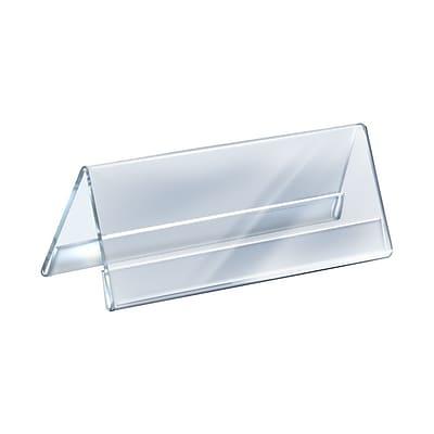 Azar Displays 2 Sided Nameplate 10/Pack