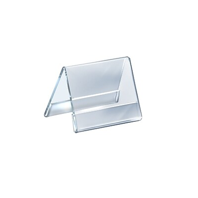 Azar Displays Two Sided Nameplate 4.25 x 5.5-inch 10/Pack