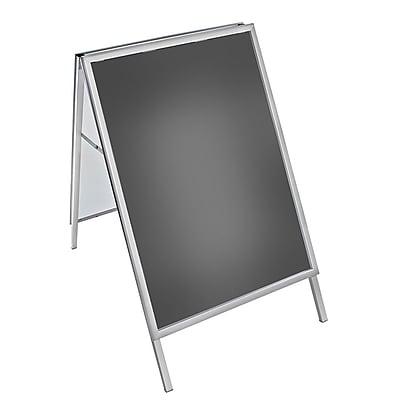 Azar Displays Two-sided A-Frame Floor Sign 40 x 30-inch Each