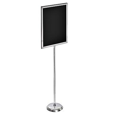 Azar Displays Double Sided Frame Floor Display, 24