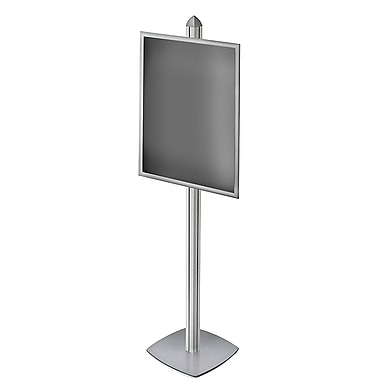 Azar Displays Snap Frame Display (300290-SLV)