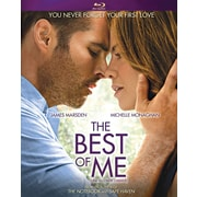 The Best of Me (Blu-ray), anglais