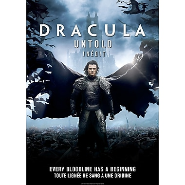 Dracula Untold (Dracula inédit) (DVD), anglais