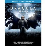 Dracula Untold (Blu-ray/DVD), anglais