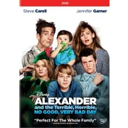 Alexander and the Terrible, Horrible, No Good, Very Bad Day (DVD)