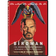 Birdman (DVD), anglais