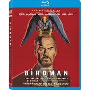 Birdman (Blu-ray), anglais