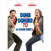 Dumb and Dumber To (La Cloche et l'Idiot) (DVD), anglais