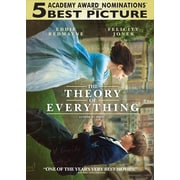 The Theory of Everything (La théorie de l'univers) (DVD), anglais