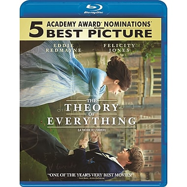 The Theory of Everything (Blu-ray), anglais