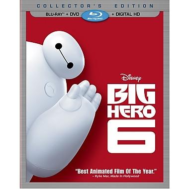 Big Hero 6 (Blu-ray/DVD)