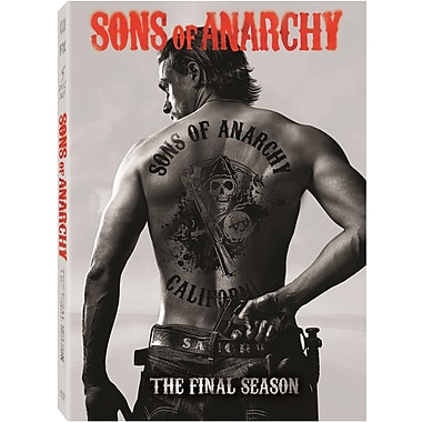Sons of Anarchy : Saison 7 (DVD), anglais