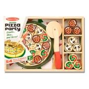 Melissa & Doug Pizza Party Play Food