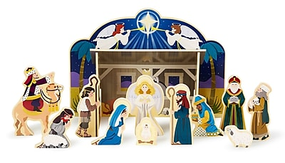 Melissa & Doug Nativity Set 178127