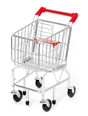 Melissa & Doug Shopping Cart Play Set