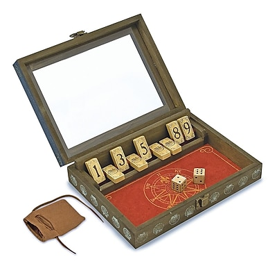 Melissa & Doug Shut the Box 178218