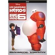 Big Hero 6 (DVD), anglais