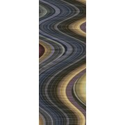 Empire Art Direct ''Rumba Abstract 2'' Frameless Free Floating Tempered Glass Panel Graphic Art
