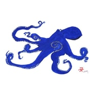 FishAye Trading Company Octopus Placemat (Set of 4)