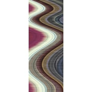 Empire Art Direct ''Rumba Abstract 1'' Frameless Free Floating Tempered Glass Panel Graphic Art