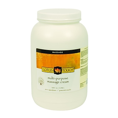 LotusTouch Multi-Purpose Cream; 128 Ounce
