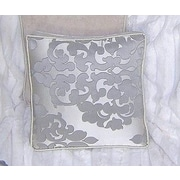 Blueberrie Kids Sterling Cotton Throw Pillow
