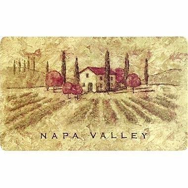 Apache Mills Cushion Comfort Napa Valley Kitchen Mat