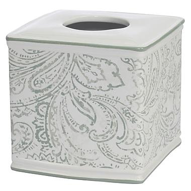 Creative Bath Beaumont Tissue Box Cover