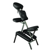 NRG Massage Chair; Black
